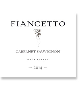 2014 Fiancetto Cabernet Sauvignon Napa Valley