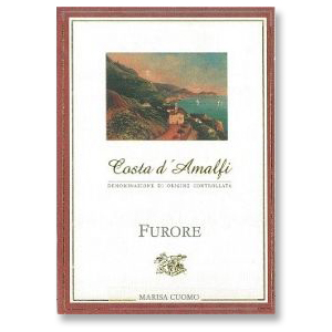 2014 Cantine Marisa Cuomo Furore Rosso Costa d'Amalfi