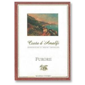 2014 Cantine Marisa Cuomo Furore Rosso Costa d'Amalfi