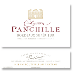 2014 Chateau Panchille Bordeaux Superieur