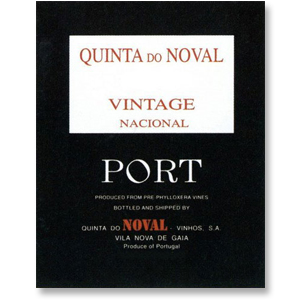 2004 Quinta Do Noval Vintage Port Nacional