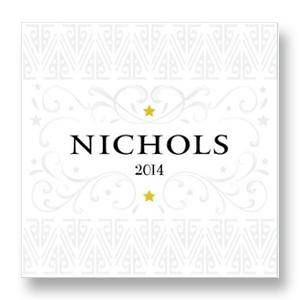 2014 Nichols Cabernet Sauvignon Private Reserve Atlas Peak