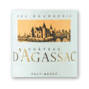2008 Chateau D'Agassac Haut Medoc
