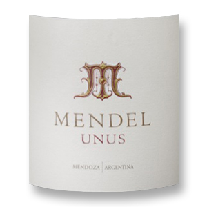 2013 Mendel Unus Bordeaux Blend Lujan de Cuyo Mendoza