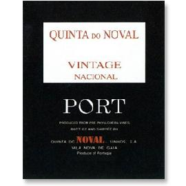 2004 Quinta Do Noval Vintage Port Nacional