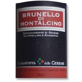 2006 Casanuova delle Cerbaie Brunello di Montalcino