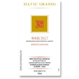 2010 Silvio Grasso Barolo Bricco Luciani