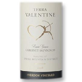 2005 Terra Valentine Cabernet Sauvignon Yverdon Vineyard Spring Mountain District