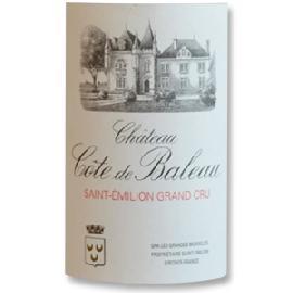 2012 Chateau Cote de Baleau Saint-Emilion (Pre-Arrival)