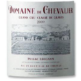 2009 Domaine de Chevalier Pessac-Leognan