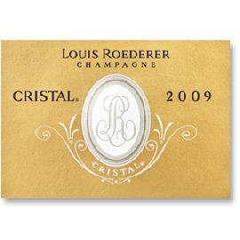 Champagne Louis Roederer Cristal 2009