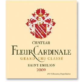 2009 Chateau Fleur Cardinale Saint-Emilion