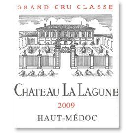 2009 Chateau La Lagune 3rd Grand Cru Classe in 1855 Haut-Medoc