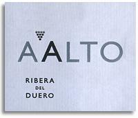 2009 Aalto Ribera Del Duero