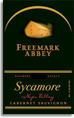 2009 Freemark Abbey Cabernet Sauvignon Sycamore Vineyard Rutherford Napa Valley