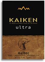 2010 Kaiken Malbec Ultra Mendoza