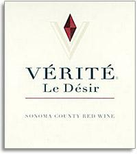 2014 Verite Le Desir Red Wine Sonoma County