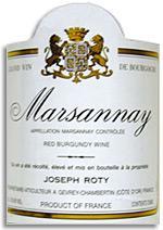2011 Domaine Joseph Roty Marsannay Clos De Jeu