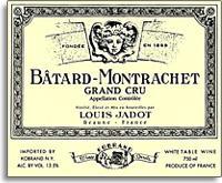 2009 Domaine/Maison Louis Jadot Batard-Montrachet