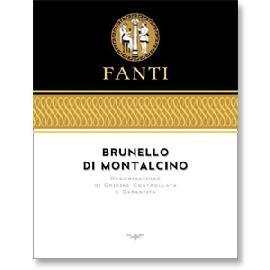 2010 Fanti Brunello di Montalcino