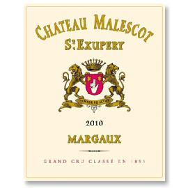 2010 Chateau Malescot St. Exupery Margaux
