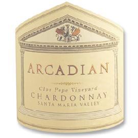 2011 Arcadian Winery Chardonnay Clos Pepe Vineyard Sta Rita Hills