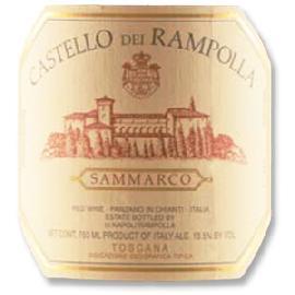 2011 Castello dei Rampolla Sammarco Toscana Rosso IGT