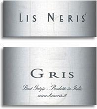 2011 Lis Neris Gris Pinot Grigio Friuli Isonzo