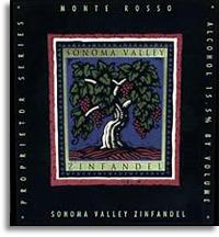 2008 Robert Biale Vineyards Zinfandel Monte Rosso Vineyard Sonoma Valley