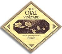 2012 The Ojai Vineyard Syrah Santa Barbara County