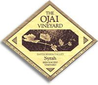 2012 The Ojai Vineyard Syrah Bien Nacido Vineyard Santa Maria Valley
