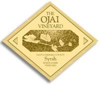 2011 The Ojai Vineyard Syrah White Hawk Vineyard Santa Barbara County