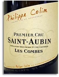 2012 Philippe Colin Saint-Aubin Les Combes