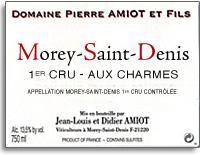 2005 Domaine Pierre Amiot Et Fils Morey St Denis Aux Charmes