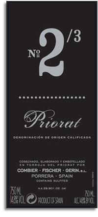 2006 Trio Infernal Priorat Cuvee No 23