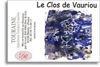 2009 Domaine Vincent Ricard Le Clos De Vauriou Touraine