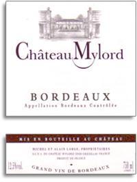 2005 Chateau Mylord Bordeaux