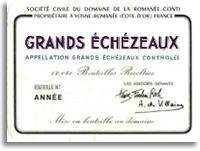 1985 Domaine de la Romanee-Conti Grands-Echezeaux