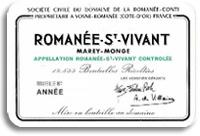 2009 Domaine de la Romanee-Conti Romanee-Saint-Vivant