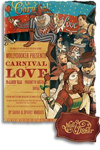 2010 Mollydooker Wines Shiraz Carnival Of Love Mclaren Vale