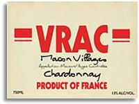 2014 Vrac Macon Villages
