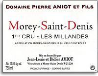 2005 Domaine Pierre Amiot Et Fils Morey St Denis Les Millandes