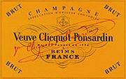 NV Veuve Clicquot Ponsardin Brut Yellow Label