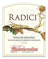 2012 Mastroberardino Fiano Di Avellino Radici