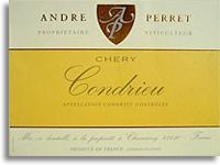 2012 Andre Perret Condrieu Coteau Du Chery
