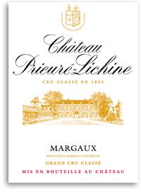 2009 Chateau Prieure-Lichine Margaux