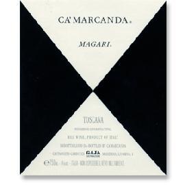 2012 Ca' Marcanda (Gaja) Bolgheri Magari