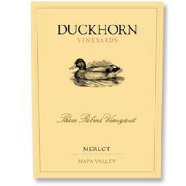 2012 Duckhorn Vineyards Merlot Three Palms Vineyard Napa Valley