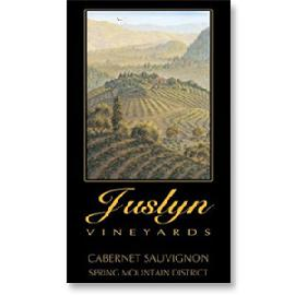 2012 Juslyn Vineyards Cabernet Sauvignon Estate Spring Mountain District Napa Valley