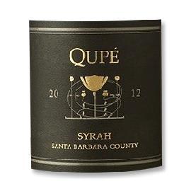 2012 Qupe Syrah Santa Barbara County
